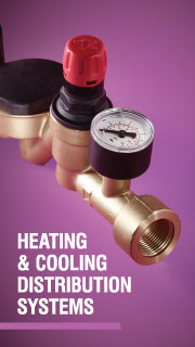 Heating And Cooling Distribution Systems