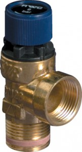 102 Series Potable Water Pressure Relief Valve