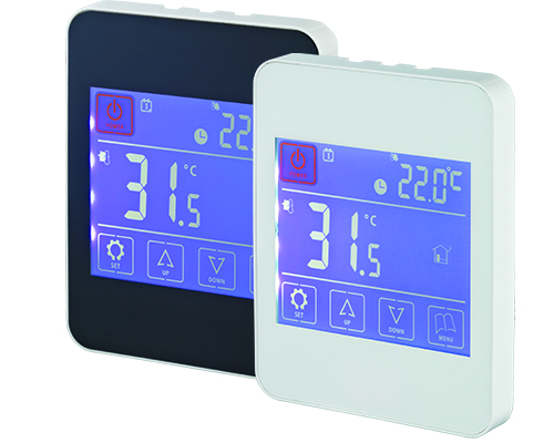Touchscreen Programmable Thermostats